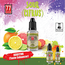 Additif Sour Citrus 10mL [77 Flavor]