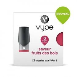 Cartouche Pod Vype pen 3 Fruit des...