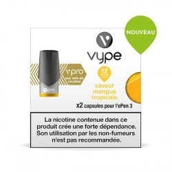 Pods Vype Epen 3 VPro Mangue Tropicale 12mg x1