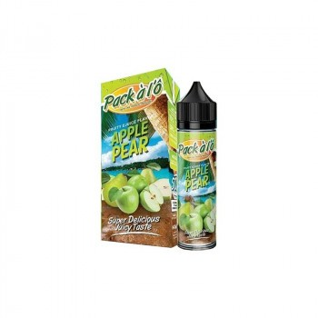 Apple Pear 0mg 50mL