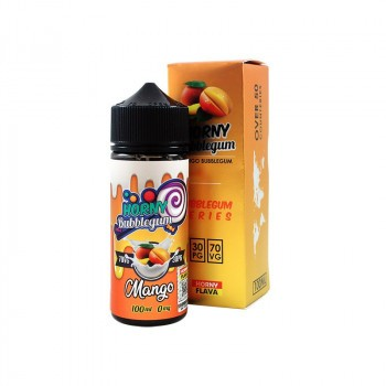Horny Mango Bubblegum 100mL 0mg