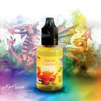 Concentré Welsh Custard 30ml