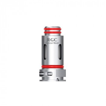 Mèches RGC Conical Mesh 0.17oHm x5