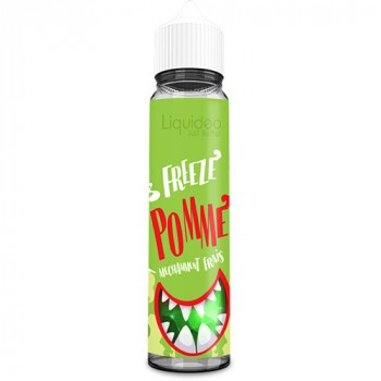 Freeze Pomme 50ml 0mg x4