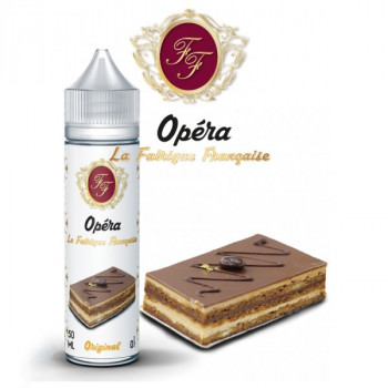 L'Opéra 50ml 0mg + 1 Booster