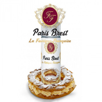 Le Paris-Brest 50ml 0mg + 1 Booster