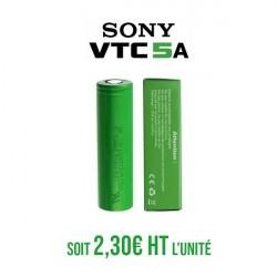 Accu VTC5A 18650 2600mAh 35A x180