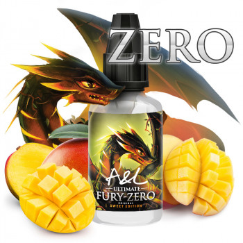 Concentré Ultimate Fury Zero 30ml