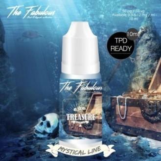 Treasure 10mL [The Fabulous, TPD Ready]