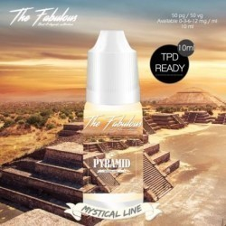 Pyramid 10mL [The Fabulous, TPD Ready]
