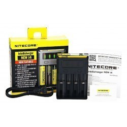 Chargeur d'accus New Intellicharger I4 [Nitecore]