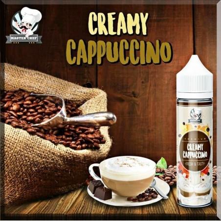 Creamy Cappuccino 0mg 60mL [Master Chef]