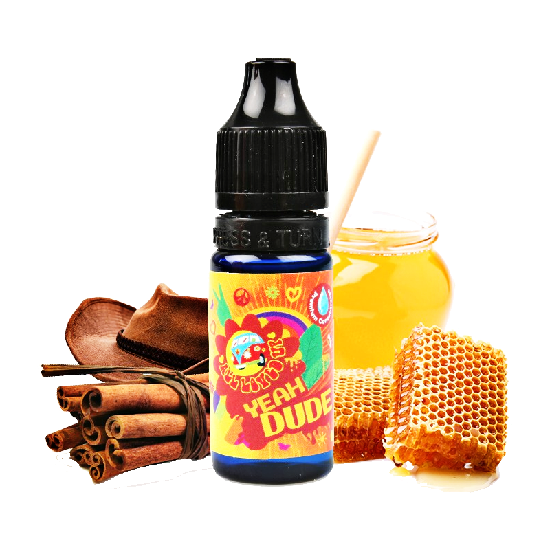 Concentré Yeah Dude 10mL [All Loved Up, Big Mouth]