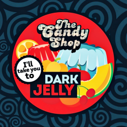 Concentré Dark Jelly 10mL [Candy Shop, Big Mouth]