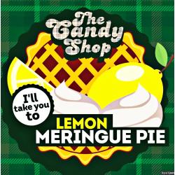 Concentré Lemon Meringue Pie 10mL [Candy Shop, Big Mouth]