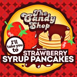 Concentré Strawberry Syrup Pancakes 10mL [Candy Shop, Big Mouth]