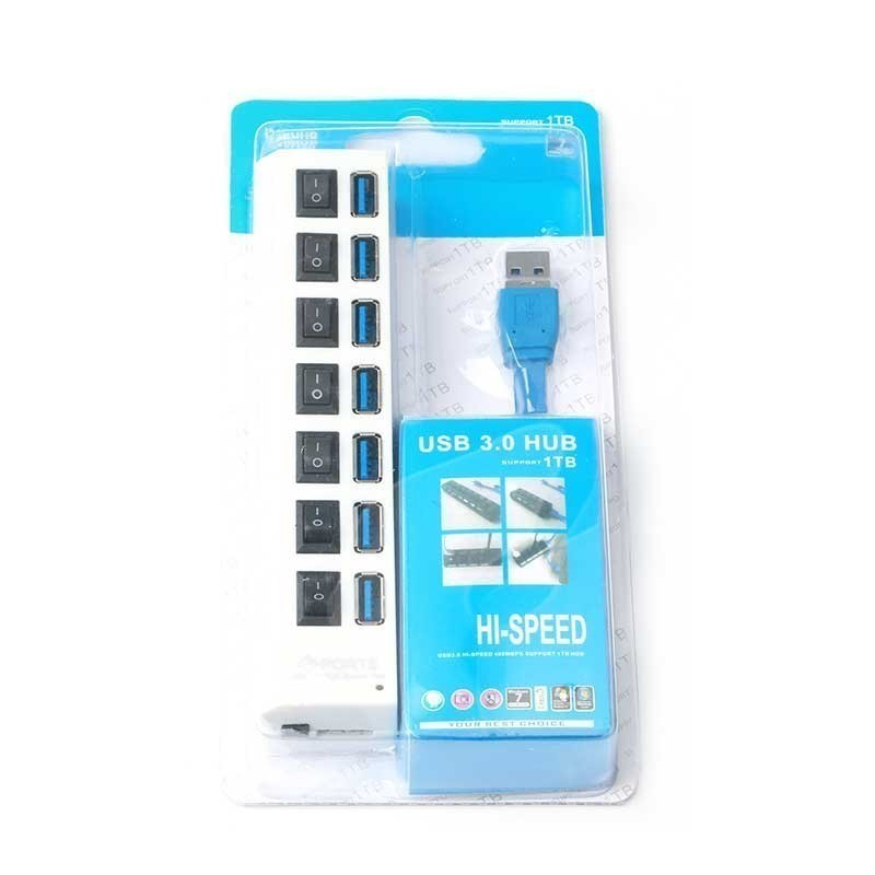 PORT USB 3.0 MULTIPLE 7 SORTIES