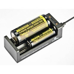 Chargeur accu MC2 [Xtar]