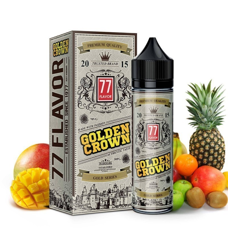 Golden Crown 50 ml (77 Flavor)