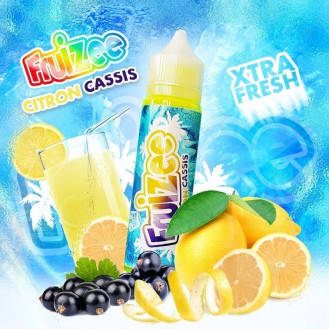 Citron Cassis 50ml 0mg [Fruizee]