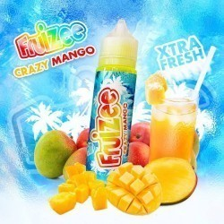 Crazy Mango 50ml 0mg [Fruizee]
