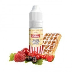 Gaufre aux fruits rouges  x15 [Liquideo]
