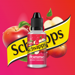 Concentré Pomme 30ml [Schvapps]