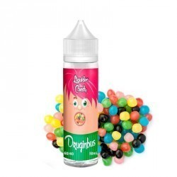 Druginbus 50 ml 0mg x3 [Liquideo]